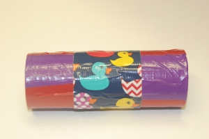 Duck Tape Baby Safety Tube