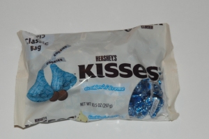Cookies n Cream Hershey's Kisses