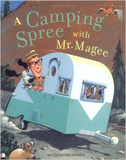 camp with magee