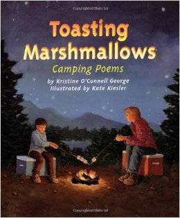 toating marshmallows